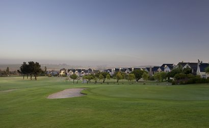 Südafrika Region Kapstadt Stellenbosch Devonvale Golf & Wine Estate