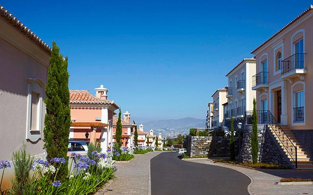Palheiro Village in Funchal auf Madeira