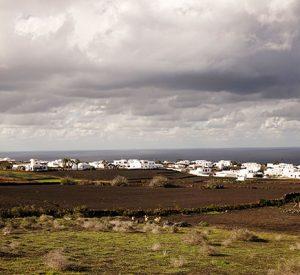 Typische Stimmung auf Lanzarote, wenn einmal die Sonne nicht scheint