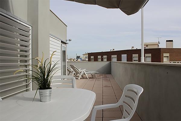 SunnyEscapes_Spanien_Costa-Daurada_Cambrils_Pepita_Penthouse_Terrasse2_Long-Stay Kopie