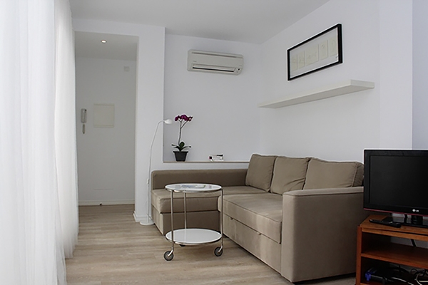 SunnyEscapes_Spanien_Costa-Daurada_Cambrils_Pepita_Penthouse_Wohnzimmer_Long-Stay