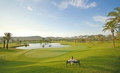 La Manga Resort Golfplatz