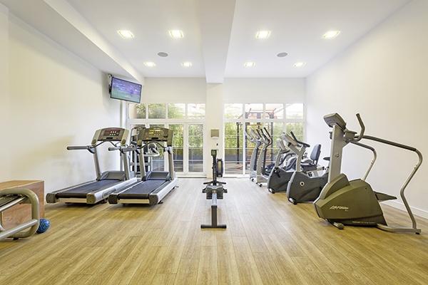 SunnyEscapes_Spanien_Costa-de-la-Luz_-The-Residences-Islantilla-Apartments_Gym_Long-Stay