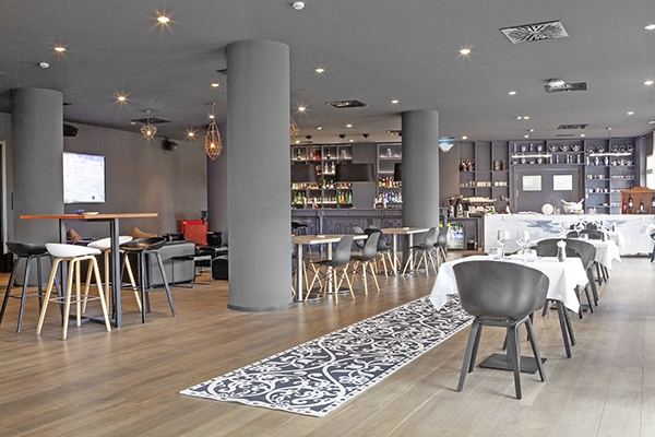 SunnyEscapes_Spanien_Costa-de-la-Luz_The-Residences-Islantilla-Apartments_Restaurant-2_Long-Stay