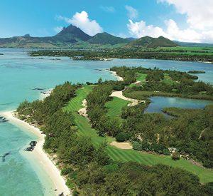 Golfplatz Ile aux Cerfs