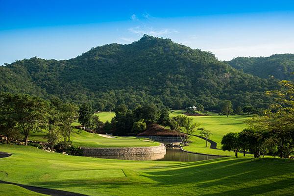 Das Black Mountain Resort in Hua Hin Thailand