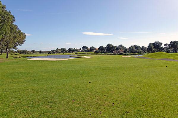 Mallorca Marriott's Club Son Antem Golfplatz