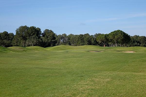 Mallorca Marriott's Club Son Antem Golfplatz 2