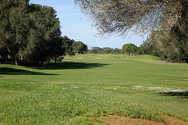 Mallorca Marriott's Club Son Antem Golfplatz 3
