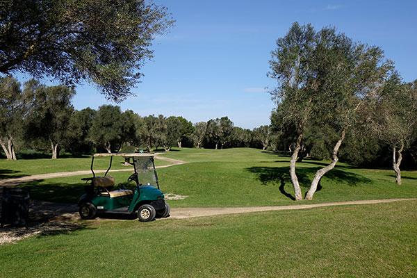 Mallorca Marriott's Club Son Antem Golfplatz 4