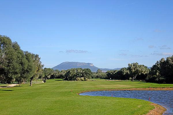 Mallorca Marriott's Club Son Antem Golfplatz 5