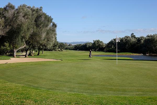 Mallorca Marriott's Club Son Antem Golfplatz 6