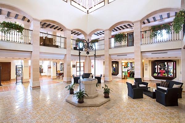 Spanien Mallorca Marriotts Club Son Antem Cluhaus Lobby