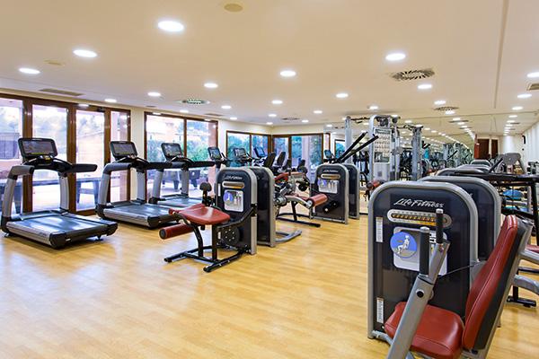 Spanien Mallorca Marriotts Club Son Antem Fitnesscenter