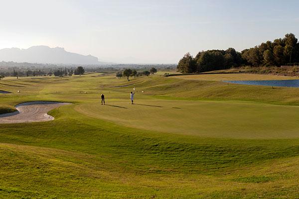 Dénia La Sella Golf Resort Fairway
