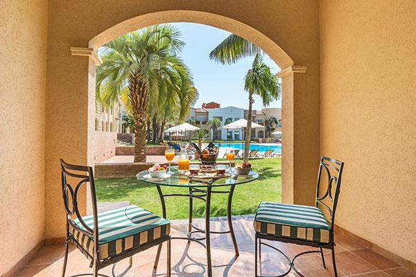 Dénia La Sella Golf Resort The Residences Apartment Terrasse