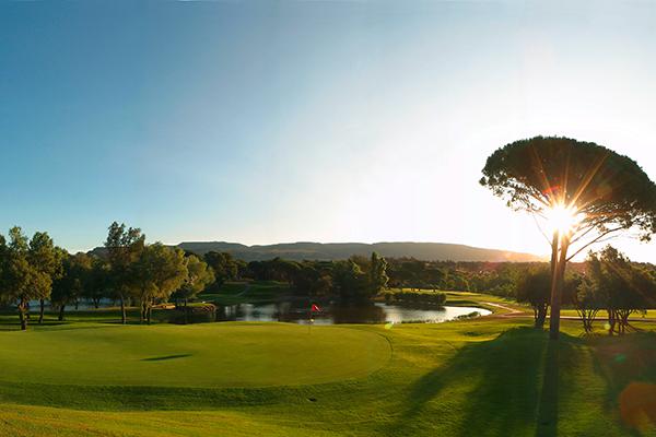 Golfplatz in Les Domaines de Saint-Endréol